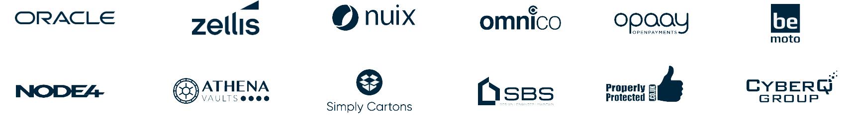 SSM Client Logos
